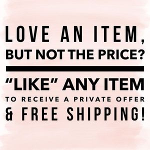 Private Offer & FREE Shipping!!!